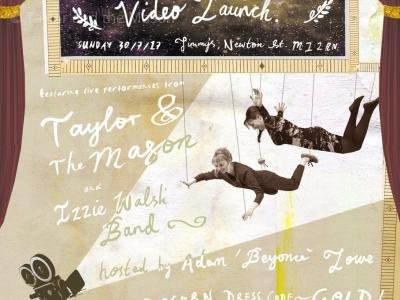 Midas Touch Video Launch Poster